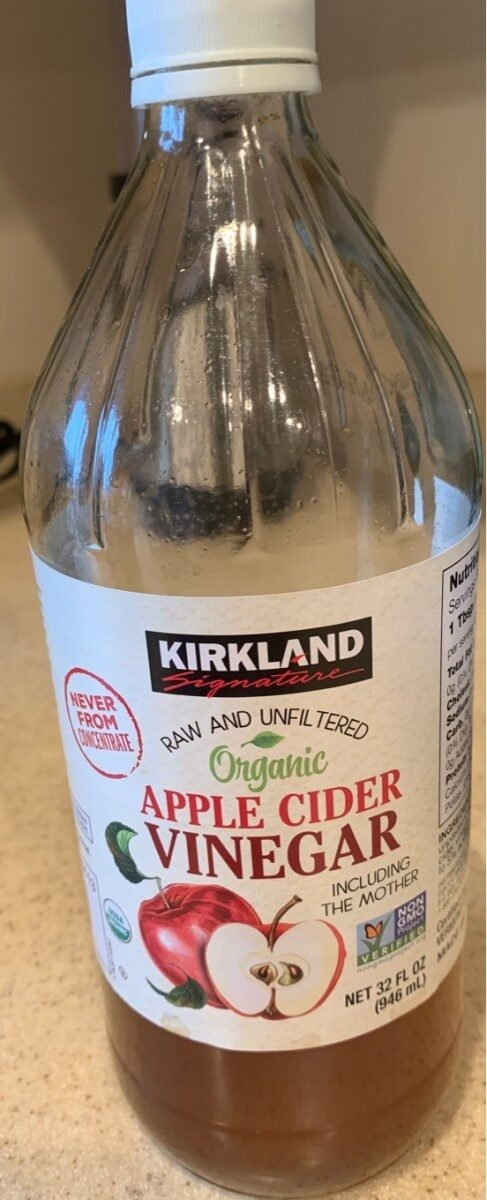 Apple cider vinegar - Product