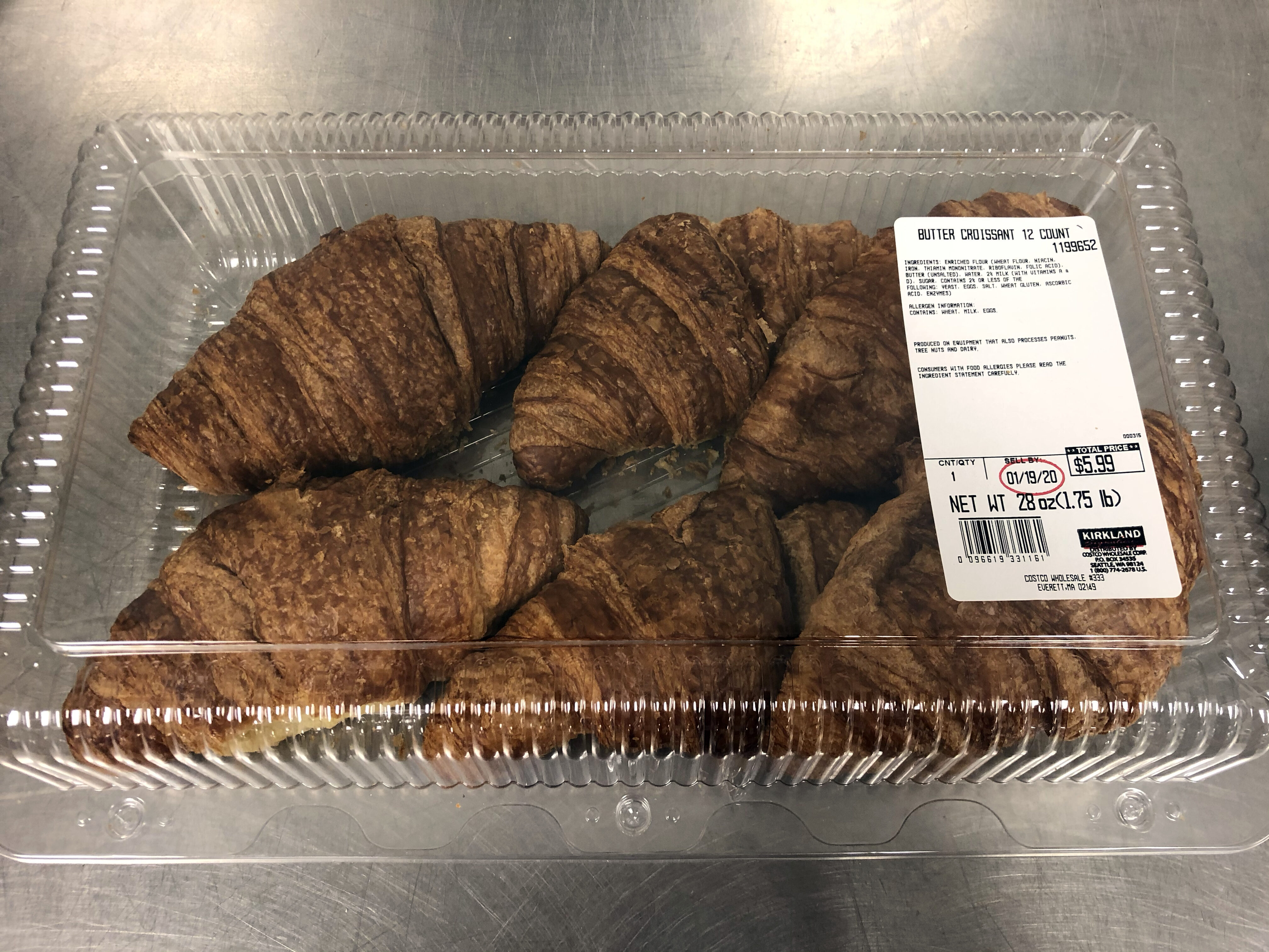 Butter Croissant - Product