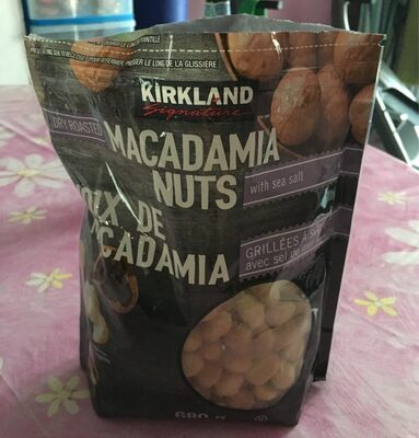 MACADAMIA NUTS - Product - en