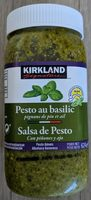 Pesto au basilic - Product