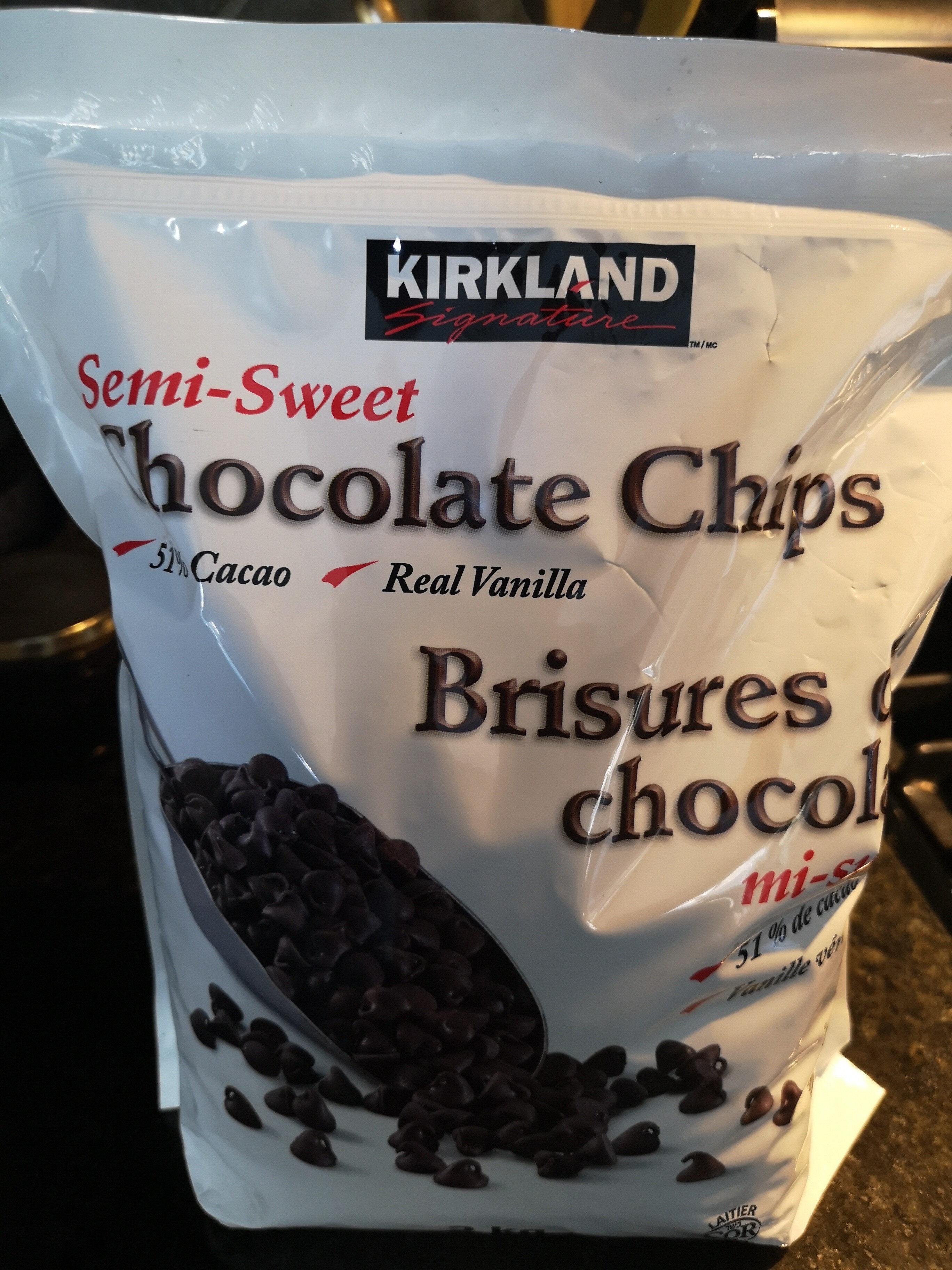 Brisures de Chocolat - Product - en