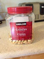 Cashews - Product - en