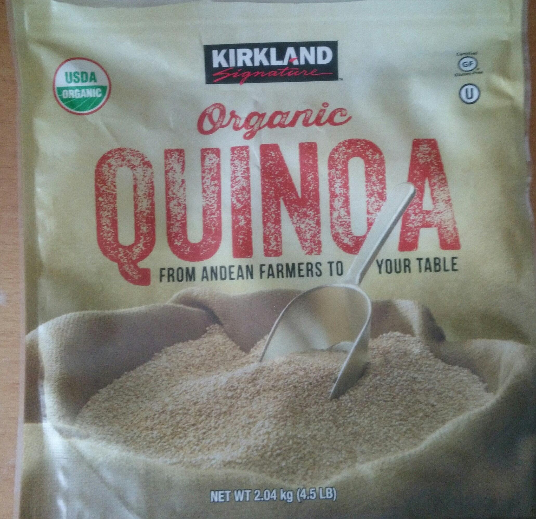 Quinoa Bio - 製品 - fr