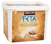 Fromage Feta (lait de vachet et chèvre) - Produit - fr