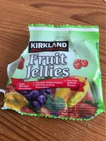 80 X 26G Bags Soft Real Fruit Gums / Jellies Chewy Sweets At Half Price To Clear - Produit - fr