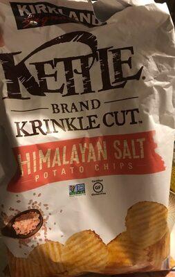 Himalayan salt chips - Product
