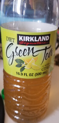 kirkland green tea - Product - en