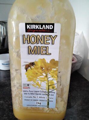 Honey - Ingrédients - fr