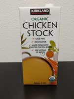 Organic Chicken Stock - Product