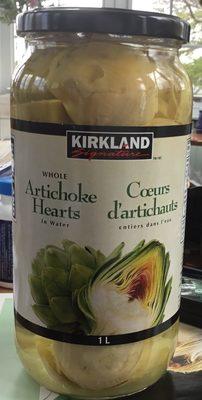 Cœurs d'artichauts - Product