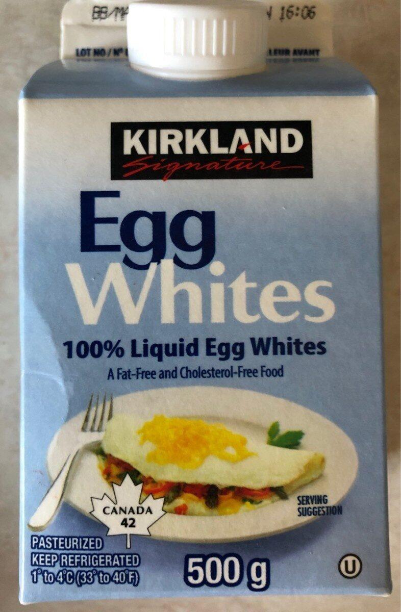 Blanc d'oeuf - Produit - fr