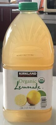 Organic lemonade - Produit - en