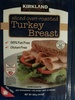 Sliced oven-roasted turkey breast - Product
