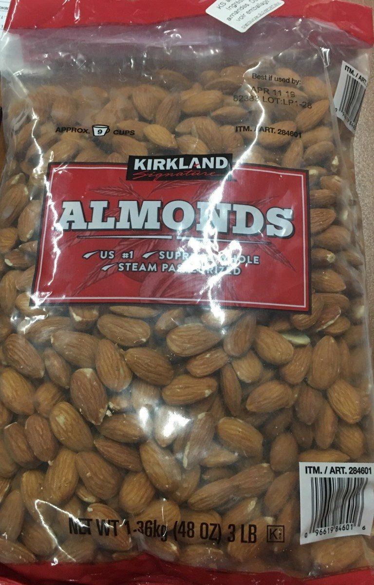 Almendras - Produit - fr