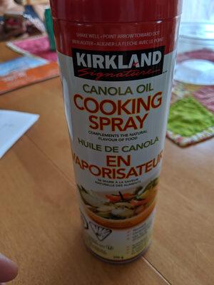 huile de Canola en Vaporisateur - Product - fr