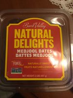 Natural Delights, Medjool Dates - Product