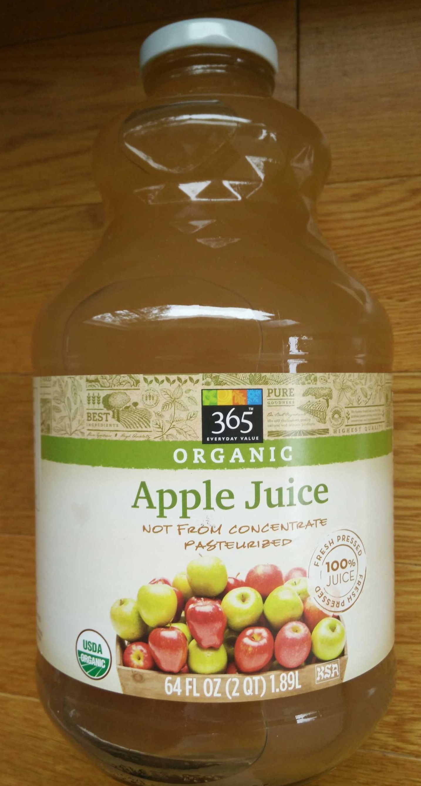 Organic juice - Product - en