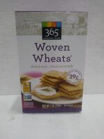 Woven Wheats Baked Crackers - Prodotto - en