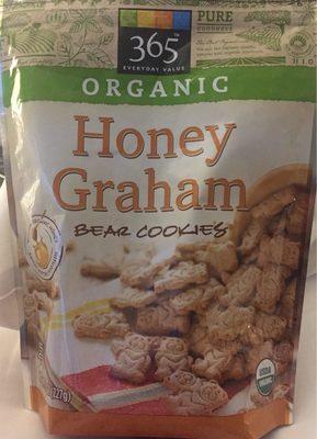 Honey Graham Bear cookies - Product