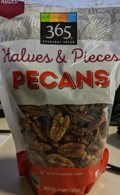 Pecans Halves & Pieces - Product