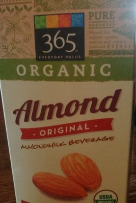 Almond original - Product - en