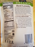 Red Lentils - Ingredients - en