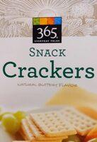 Snack Crackers - Product - en
