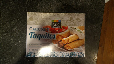 Chicken Taquitos - Produit