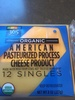 365 american cheese - Product