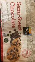 Semi Sweet Chocolate (baking chips) - Product - en