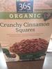 Crunchy cinnamon squares - Product