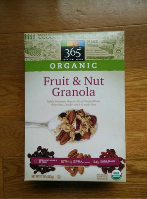 Organic Fruit & Nut Granola - 4