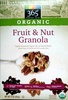 Organic Fruit & Nut Granola - Product