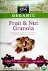 Organic Fruit & Nut Granola - Prodotto