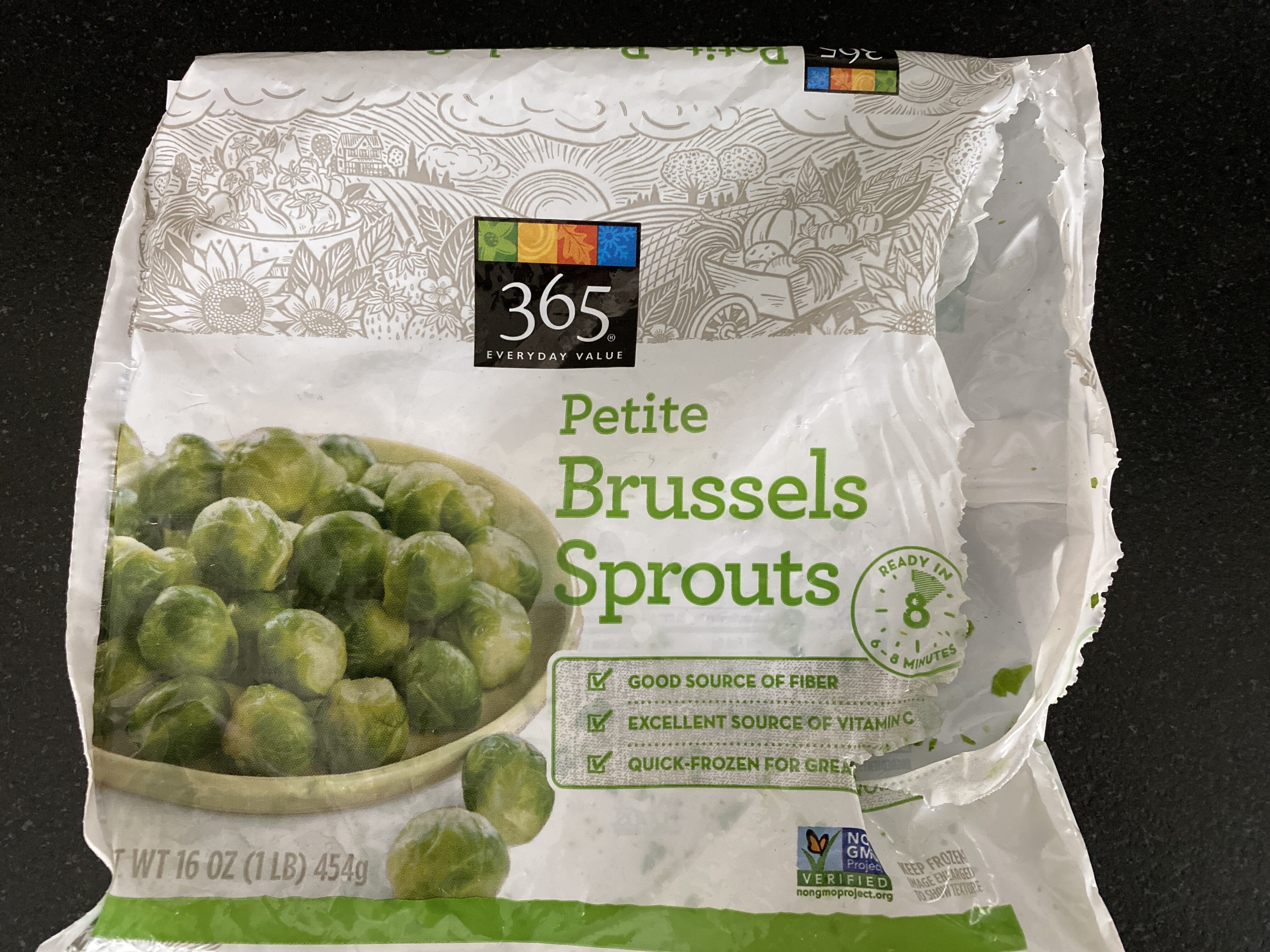 Petite Brussels Sprouts - Product