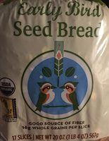 365 everyday value, seed bread - Product - en