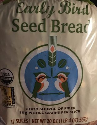 Seed bread - Product