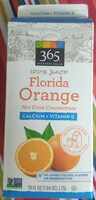 Florida Orange - Product