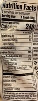 Everything Bagels - Nutrition facts - en