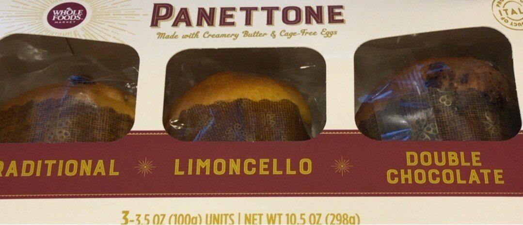 Panettone - Product - en