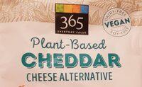 Plant-based Cheddar - Product - en