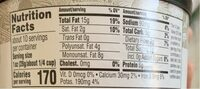 Roasted & salted peanuts - Nutrition facts - en