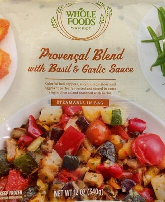 Provencal blend with basil & garlic sauce - Produit - en