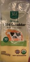 Mild cheddar cheese slices - Product - en