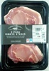 2 Pork Ribeye Steaks - Product