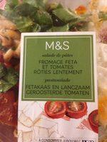 Salade de Pâtes, Fromage Feta et Tomates Rôties Lentement - Product