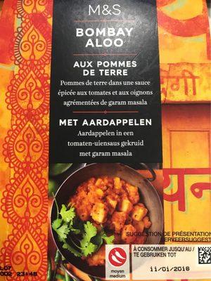 Bombay aloo - Product