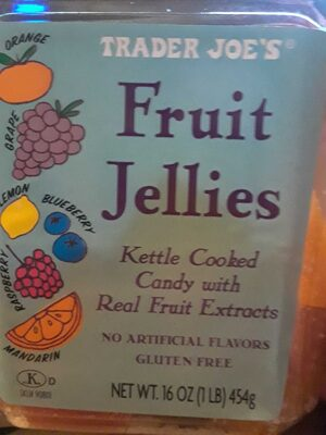 Fruit jellies - Product - en