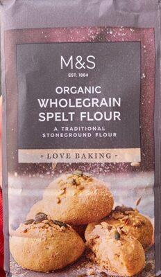 Organic wholegrain spelt flour - Product - en