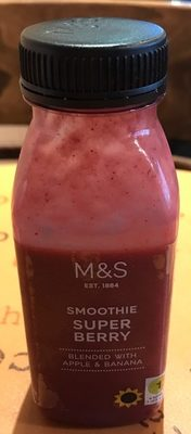 Smoothie Super Berry - Product